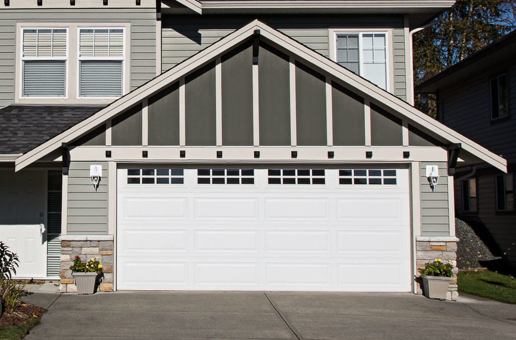 How To Repair Your Dented Garage Door