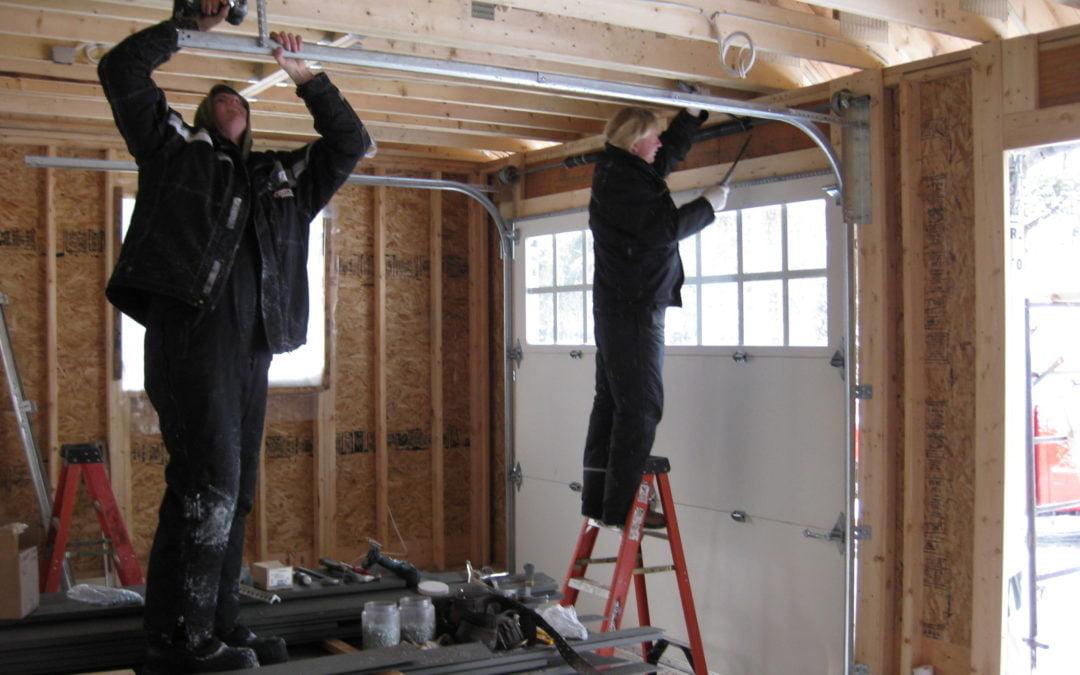Materials For New Garage Garage Door Repair Garage Doors