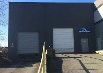 Commercial Garage Doors (2)
