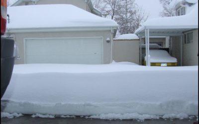 Four Easy Tips To Winterize Your Garage Door